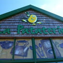 La Pataterie  - Le restaurant -   © la pataterie