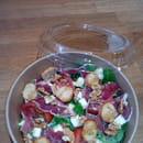 Plat : Madame Bovary  - Salade à emporter -   © Madamebovary31
