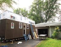 Tiny House : mini-maison à emporter : Nouvelle vie