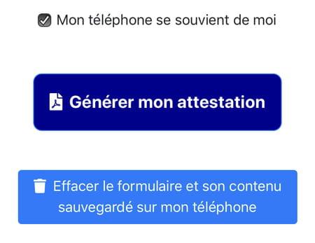 Attestation Couvre Feu A Telecharger Sur Smartphone Ou Pdf