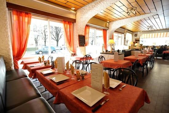 Restaurant Brasserie Crêperie les Arcades
