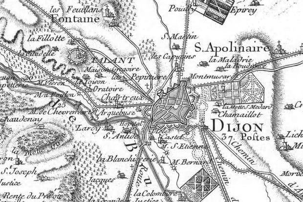 Dijon 1758