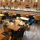 Restaurant : Casa Pizzas  - Salle -   © JS