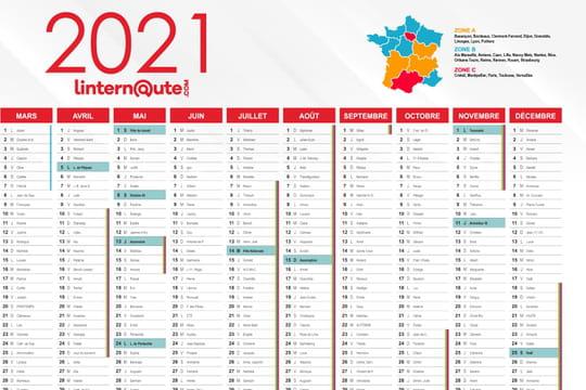 Jours fériés 2021: dates et calendrier complet, quels sont les prochains en mai?