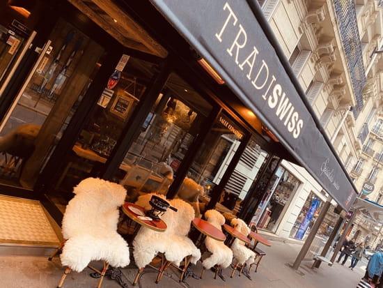 Restaurant : TradiSwiss  - TERRASSE RESTAURANT -   © 9