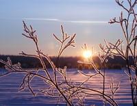 Les merveilles cachées de l'hiver : Les contrées glacées d'Europe