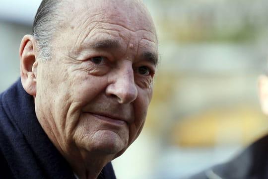 """""""Président, la nuit vient de tomber"""":la vie secrète de Jacques Chirac"""