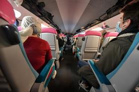 """Transport et Covid: """"prudence"""" sur les déplacements en train en février"""