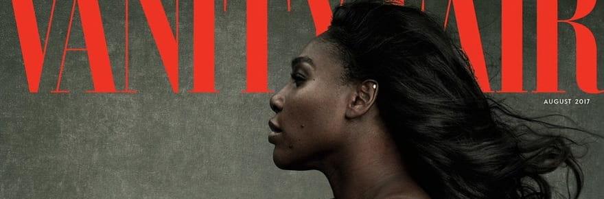 Serena Williams nue: Vanity Fair dévoile les formes de la joueuse