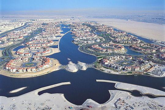 Des mini-communautés sur l'eau