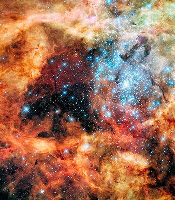 la découverte du big-bang est historique pour plus de 40% des lecteurs.