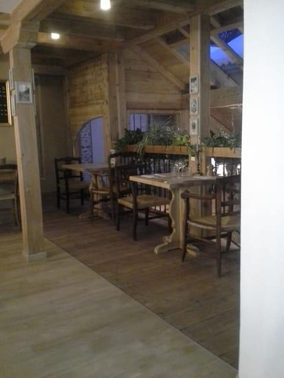 Le Pied Jaune  - le restaurant -