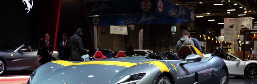 Monza SP1 et SP2, les bolides fous de Ferrari