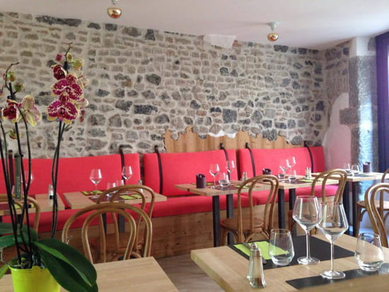 , Restaurant : Le Petit Jardin  - Le 1er étage du restaurant -   © Le Petit Jardin