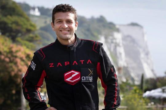 Franky Zapata: après le Flyboard, le pilote rêve d'une voiture volante