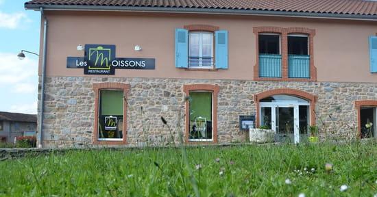 Les Moissons  - le restaurant -