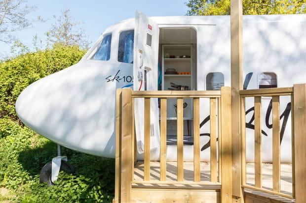 Un avion en Loire-Atlantique