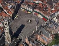 Vues d'en haut : Le pays flamand