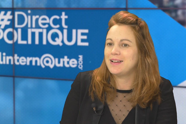 Axelle Lemaire balaie lescritiques duConseil d'Etat sur saloi numérique