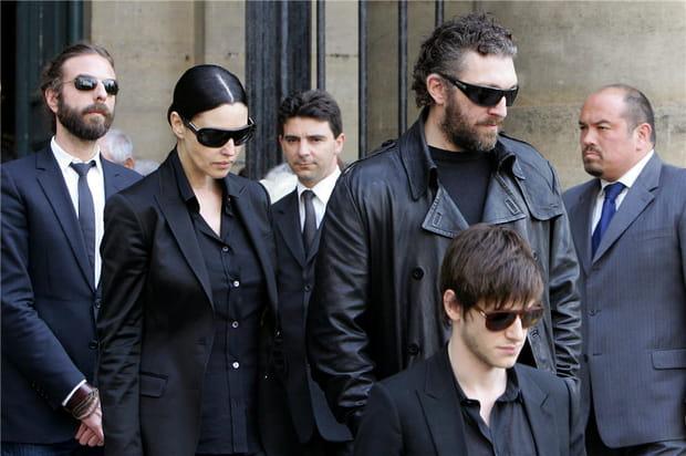 2007, le couple en deuil