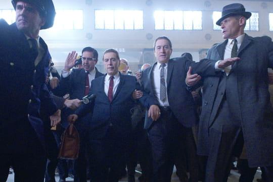 The Irishman: nouvelle bande-annonce explosive pour le nouveau Scorsese