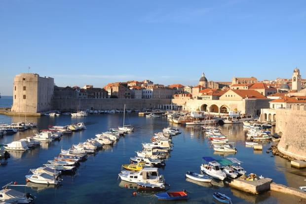 Dubrovnik et ses remparts