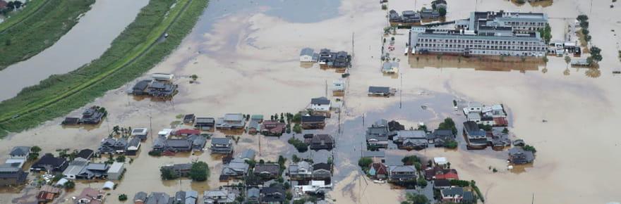 Climat: 15catastrophes à plus d'un milliard de dollars en 2019(ONG)