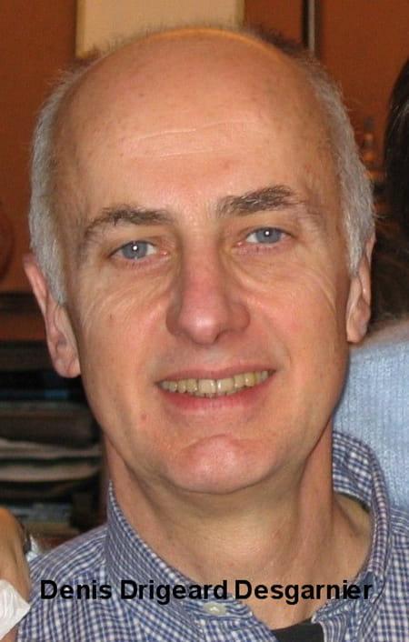 Denis Drigeard  Desgarnier