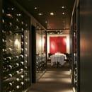 """Le Chiberta  - Couloir cave menant à la salle """"Traquandi"""" -   © Stevens Fremont"""