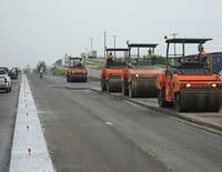 La construction des autoroutes