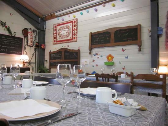 Restaurant : L'Entre Pot  - À table -   © L'entre pot