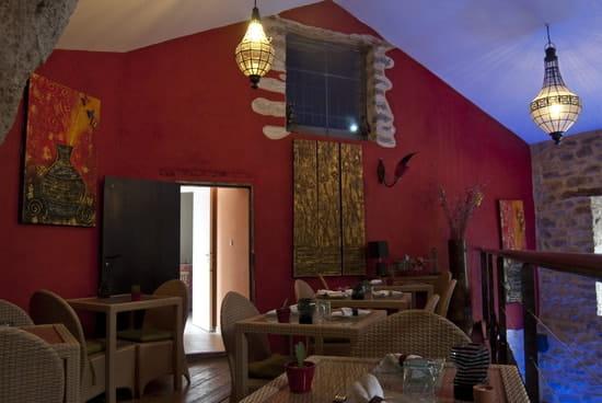 Le Diapason  - La mezzanine du restaurant -   © 2acm.fr
