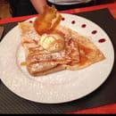 Dessert : Anacapri  - Crêpe pays d'auge  -