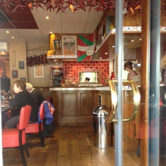 Entrée : Le Bistrot Basque
