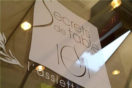 Secrets de Table