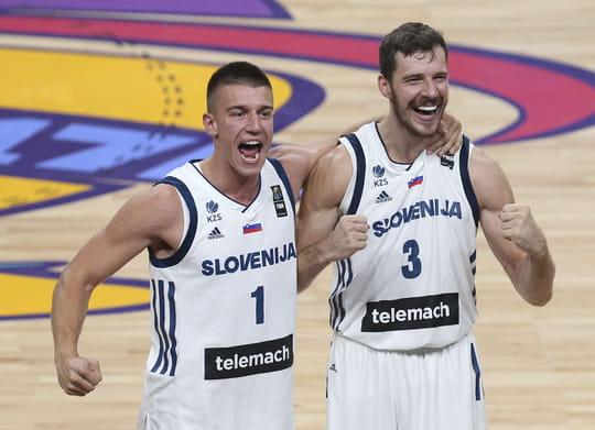 Eurobasket: le titre pour la Slovénie, Dragic élu meilleur joueur