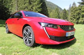 Essai Peugeot 508: et si c'était la nouvelle berline de référence?