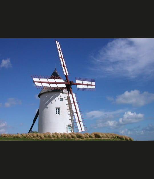 Merveilleux moulins français