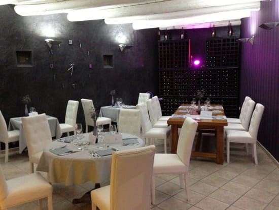 Restaurant : L'Intemporel  - La salle de la cave -