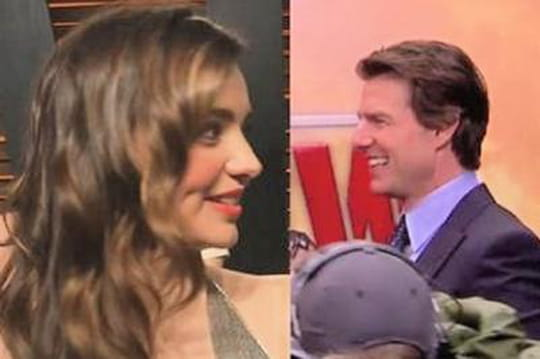 Tom Cruise et Miranda Kerr: c'est sérieux?