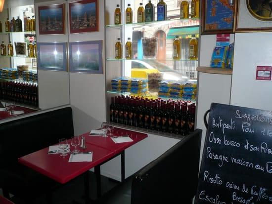 Restaurant Italien Casa D Urso Menu