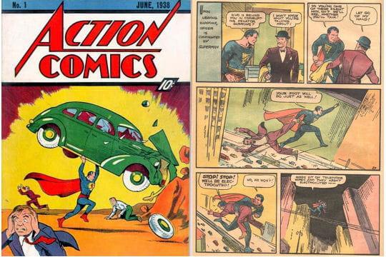 Action Comics n° 1