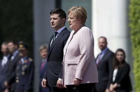 VIDEO - Angela Merkeltremblante, les images qui interpellent