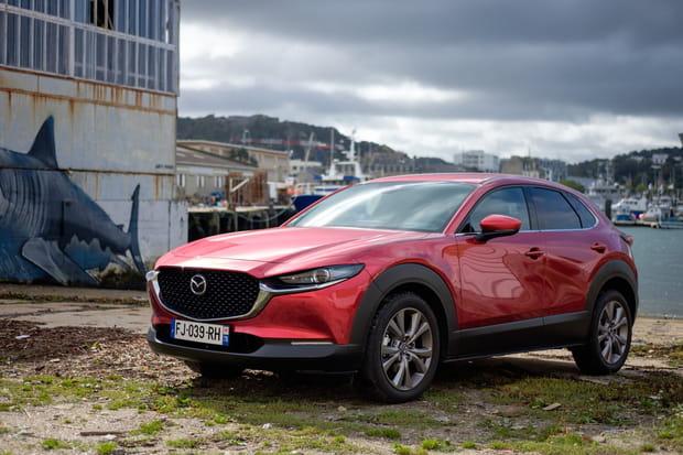 Essai du Mazda CX-30: que vaut le SUV compact japonais?