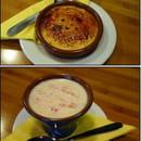Tapas et Paella  - Dessert généreux et crémeux -