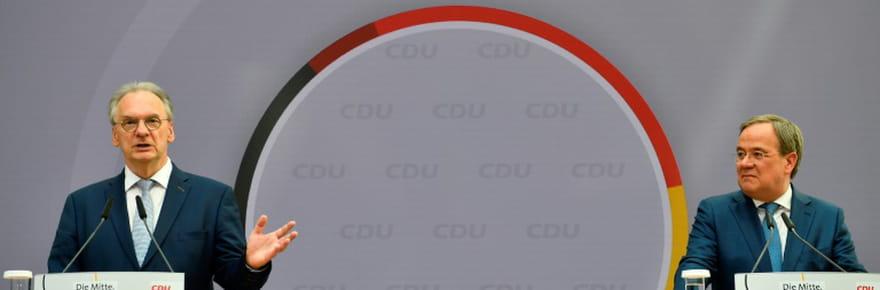 Allemagne: les conservateurs se relancent dans la course à la succession de Merkel