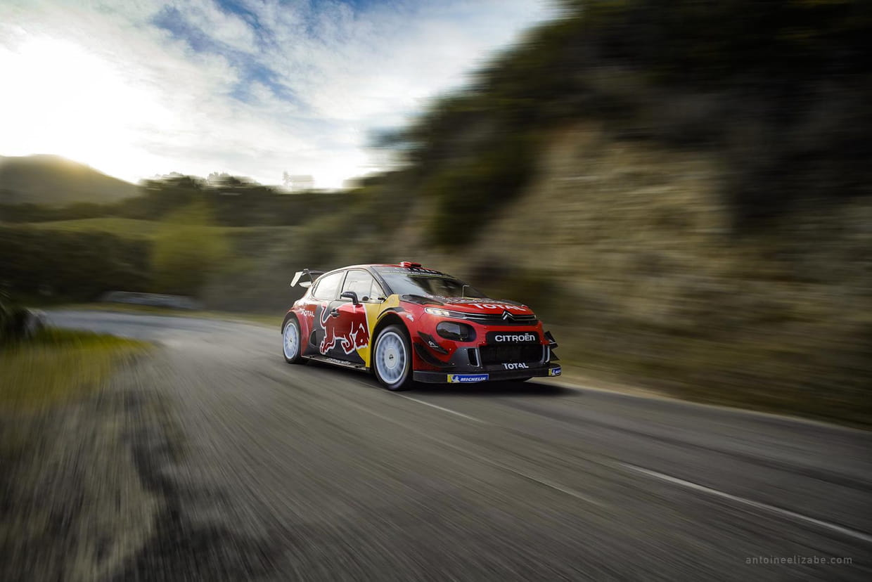 Thierry Neuville remporte le Tour de Corse dans la Power Stage