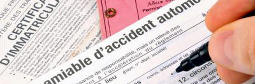 Accident de voiture : six bons réflexes pour remplir le constat amiable
