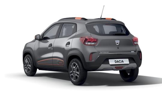 Dacia Spring: quel prix pour la citadine électrique? Photos et infos
