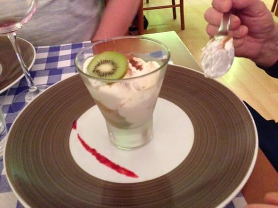 Dessert : Le 7  - Tiramisu  -